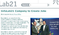 InfoLab21 Company to Create Jobs